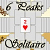 play 6 Peaks Solitaire game