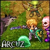 playing Arcuz game