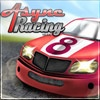 playing Async Racing game