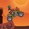 playing ATV Canyon game