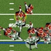 playing Axis Football League game
