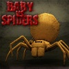playing Baby vs. Spiders game
