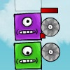 playing Blob Tower Defence game