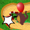play Bloons Tower Defense 3 game