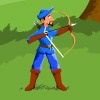 play Blue Archer game