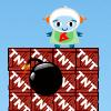playing BoomBot game