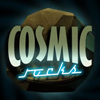 playing Cosmic Rocks game