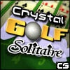 play Crystal Golf Solitaire game