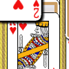 play Crystal Klondike Solitaire game