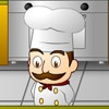 playing Diner Chef game