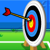 playing DinoKids: Archery game