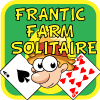 playing Frantic Farm Solitaire game