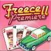playing Freecell Premiere game