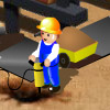 play Funny Construction Site game