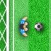 playing Goalkeeper game