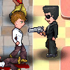 playing Gunrox: Superstar Bodyguard game