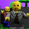 play Minifig Zombie Tower Defence game