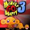 play Monkey go Happy 3 game