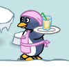 playing Penguin Diner game