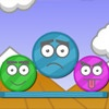 playing Purple Trouble! game