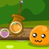 playing Puru Puru Fruit Bubbles game