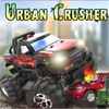 playing Urban Crusher game