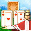 playing Tri Tower Solitaire game