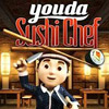 playing Youda Sushi Chef game